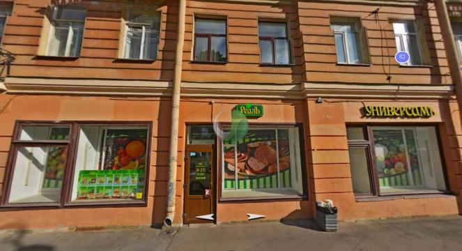 г.Санкт-Петербург Большой проспект ВО  д 62